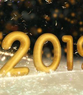 nouvel an 2019 au Fun Park Colmar