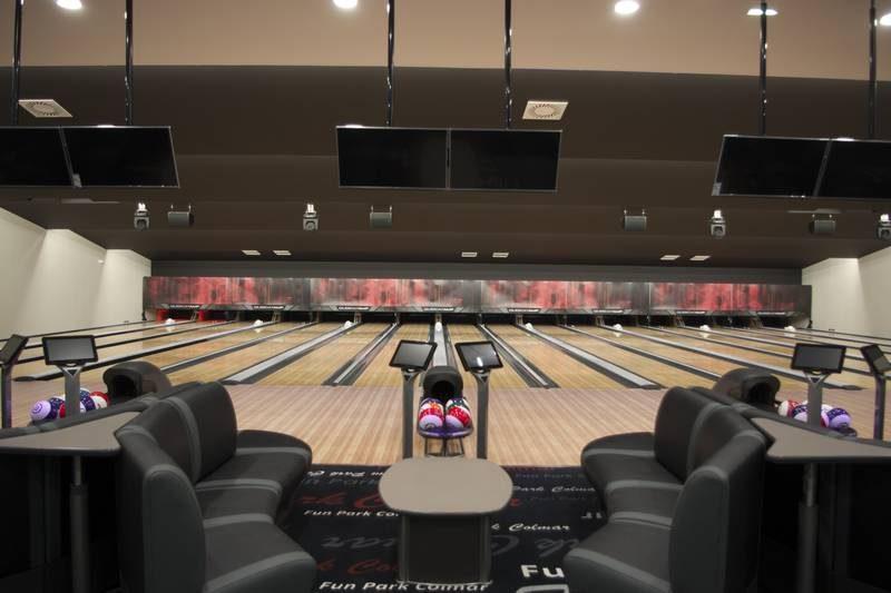 bowling - fun park colmar