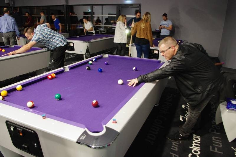 fun park colmar billards night - 2 -