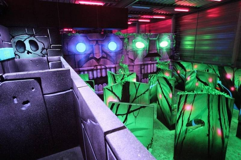 Laser Game Fun Park Colmar